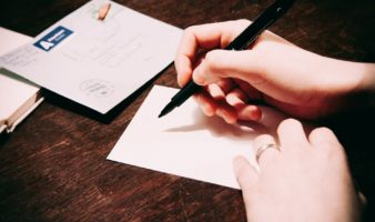 Setting Up Routines: Writing to Make Strong Relationships with Students and Parents