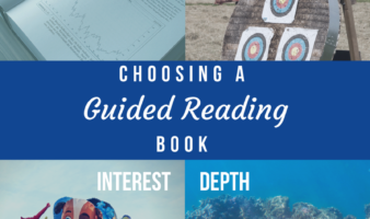 Choosing Books for Guided Reading